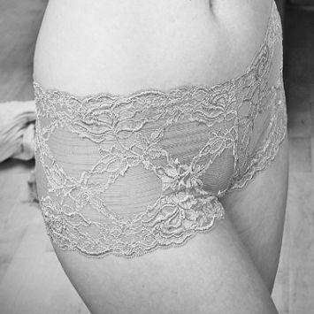 stringpanty spitze fransik